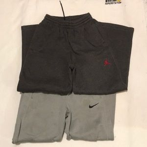 Boys Nike Sweat Pants!